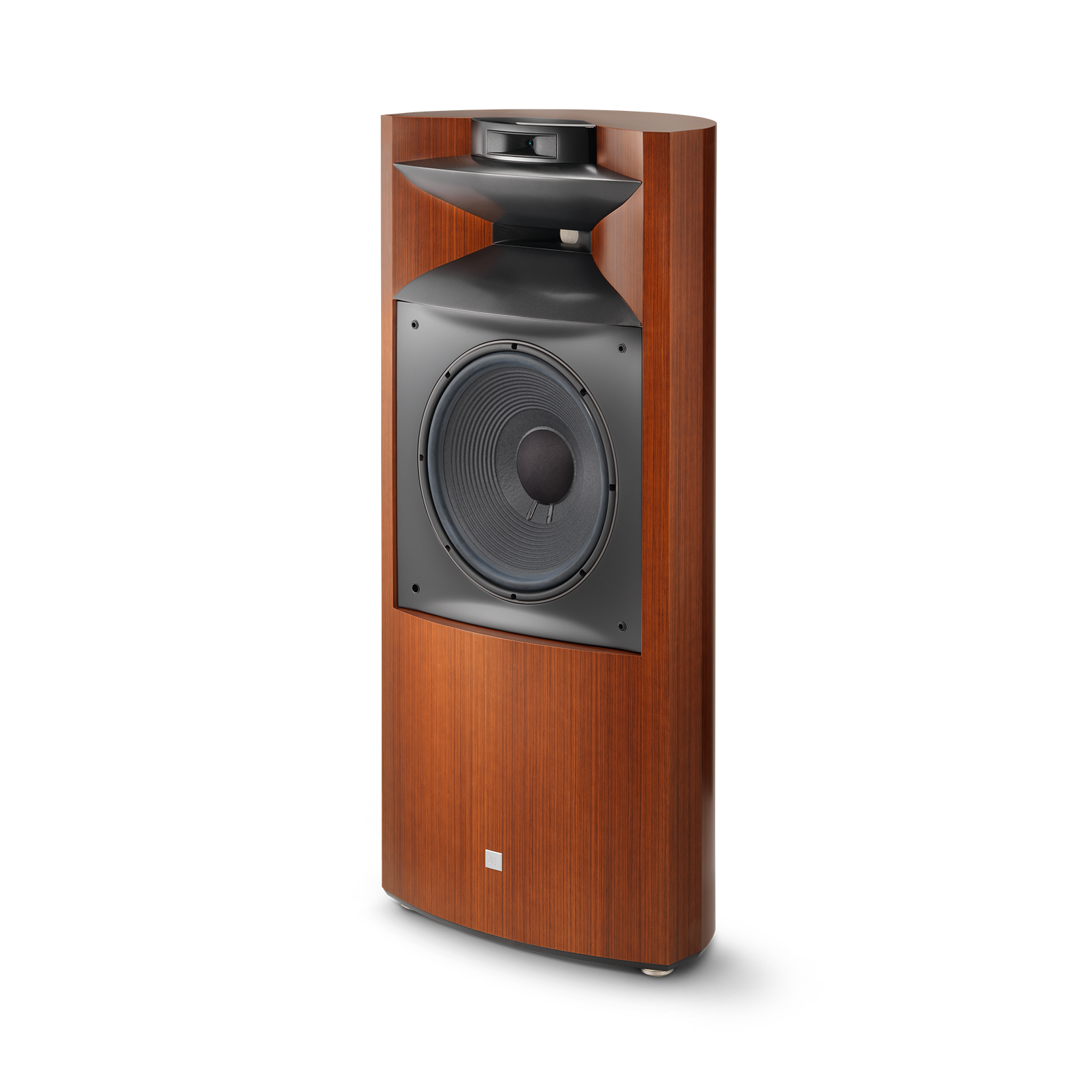 "K2 S9900 - Wood Grain - 3-way 15"" (380mm) Floorstanding Loudspeaker - Detailshot 1"