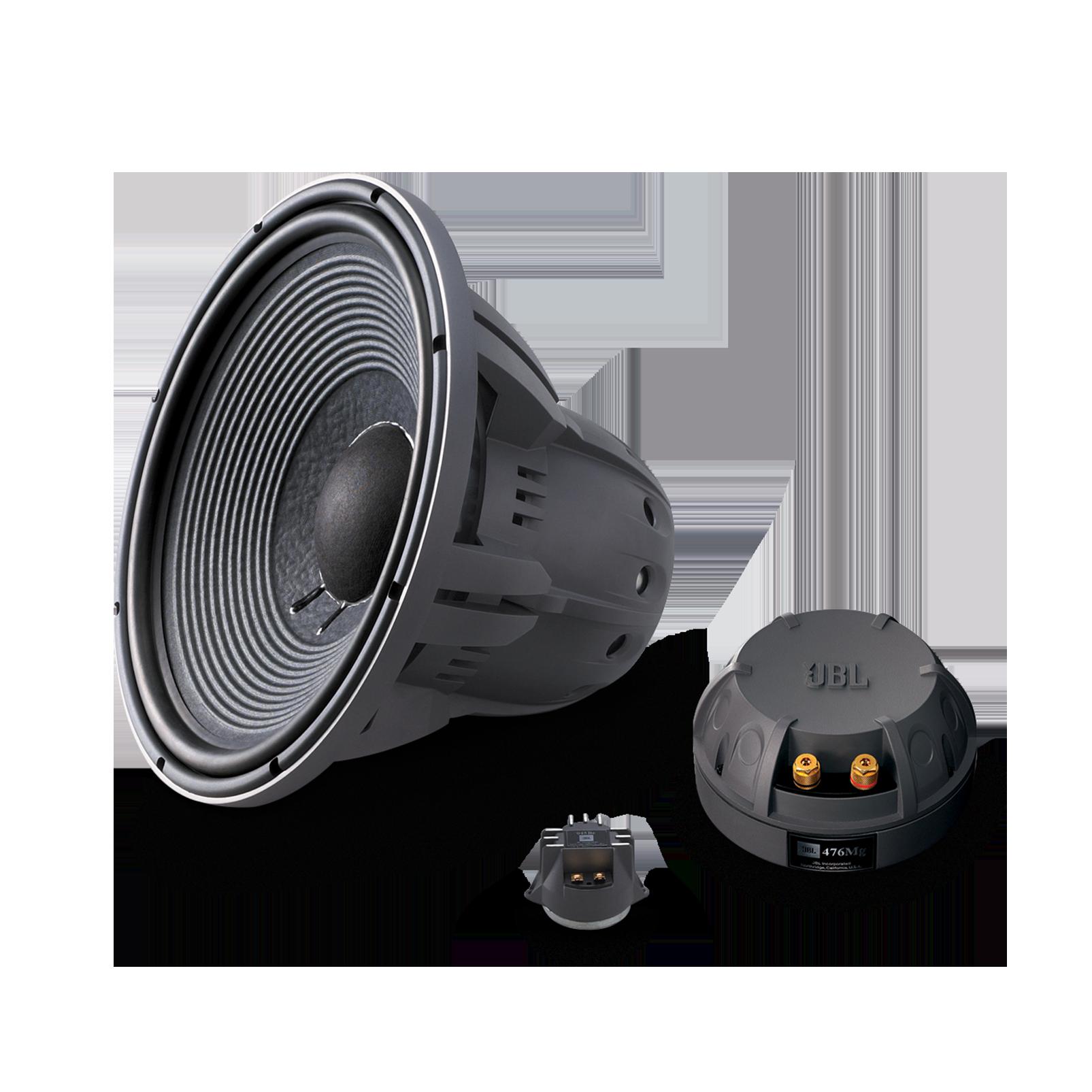 """K2 S9900 - Zebra wood - 3-way 15"""" (380mm) Floorstanding Loudspeaker - Detailshot 1"""