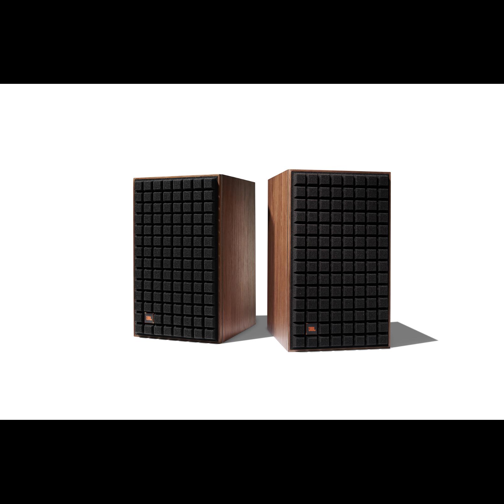 "L82 Classic - Black - 8"" (200mm) 2-way Bookshelf Loudspeaker - Left"