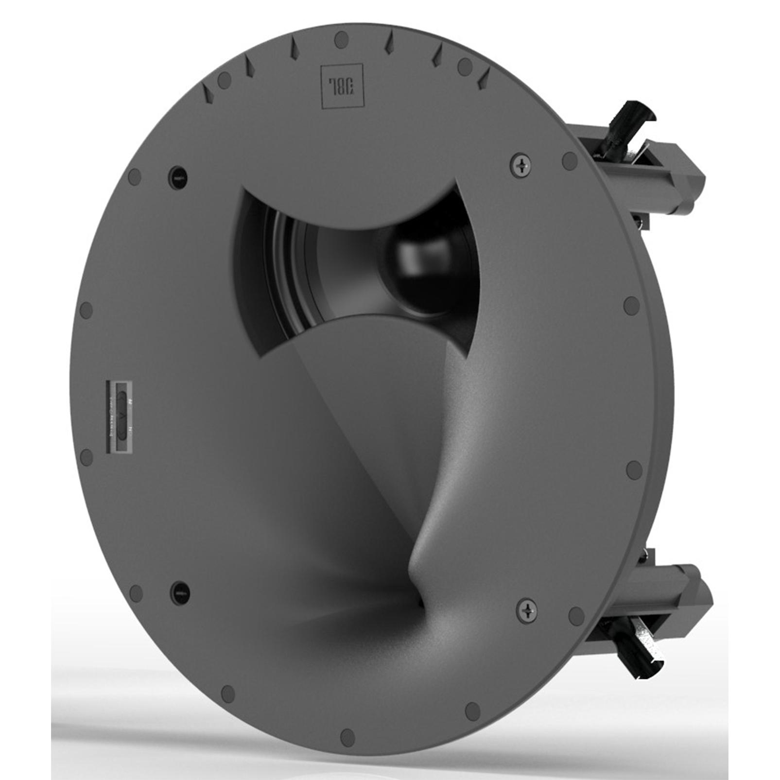 SCL-8 - Black - 2-Way 5.25-inch (130mm) In-Ceiling Loudspeaker - Hero