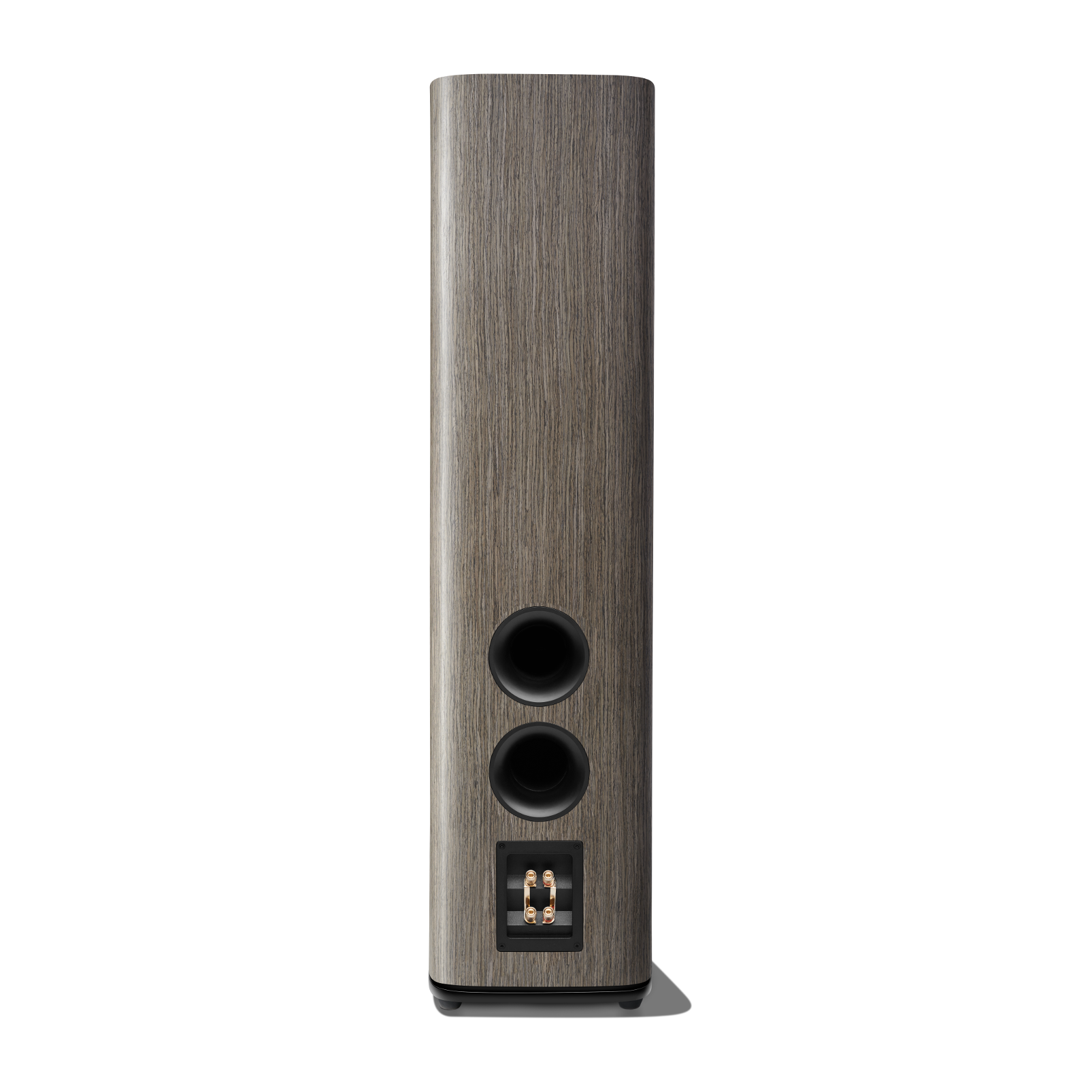 HDI-3600 - Grey Oak - 2 ½-way Triple 6.5-inch (165mm) Floorstanding Loudspeaker - Back