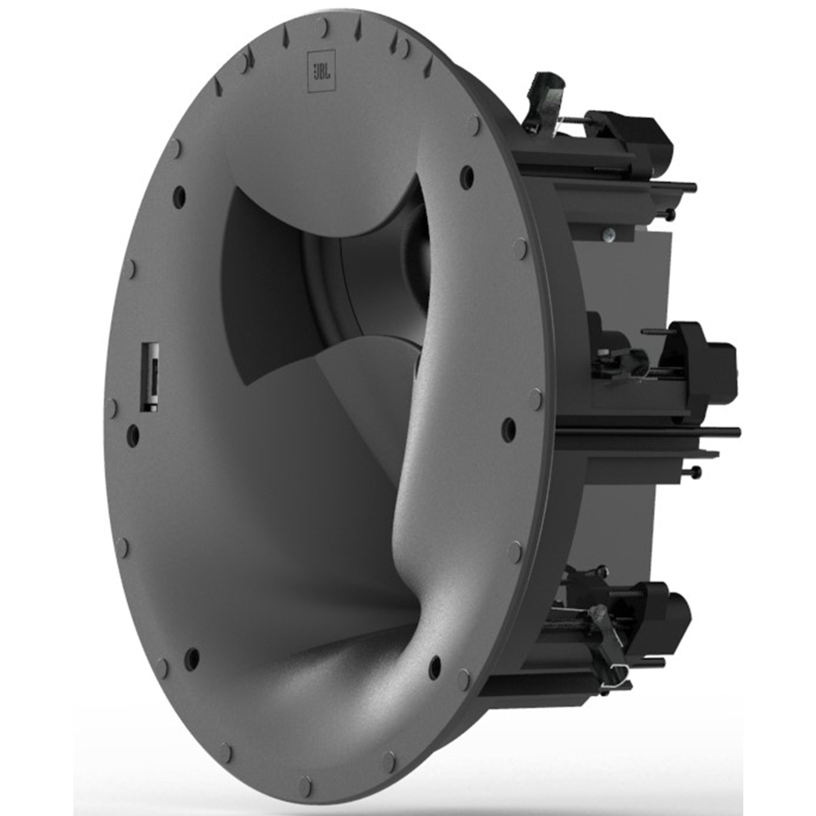 SCL-5 - Black - 2-Way 7-inch (180mm) In-Ceiling Loudspeaker - Hero