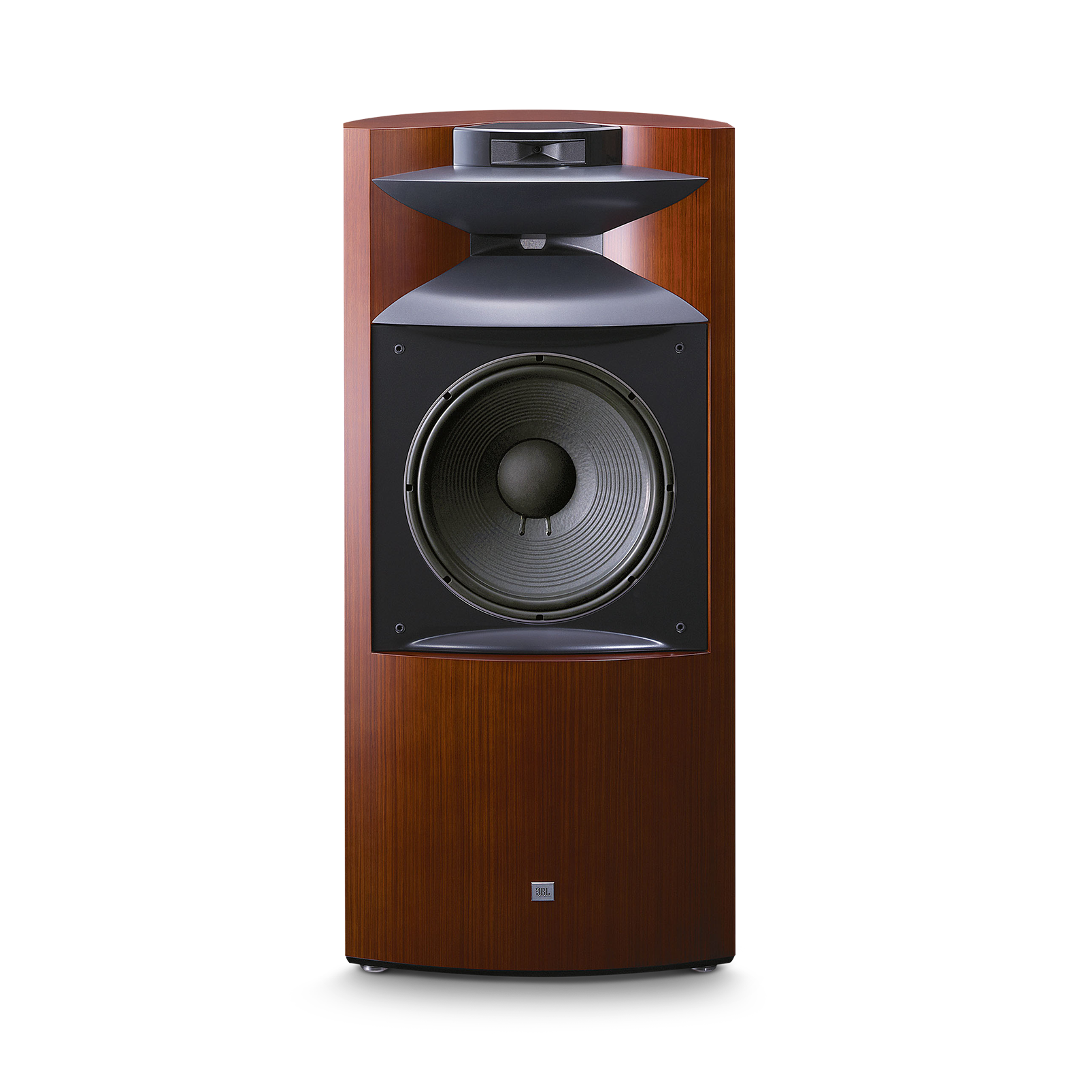 "K2 S9900 - Wood Grain - 3-way 15"" (380mm) Floorstanding Loudspeaker - Front"