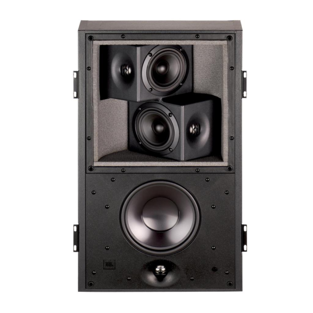 S4AI - Black - THX Ultra2™-Certified Multi-pole Configurable Surround Loudspeaker - Hero