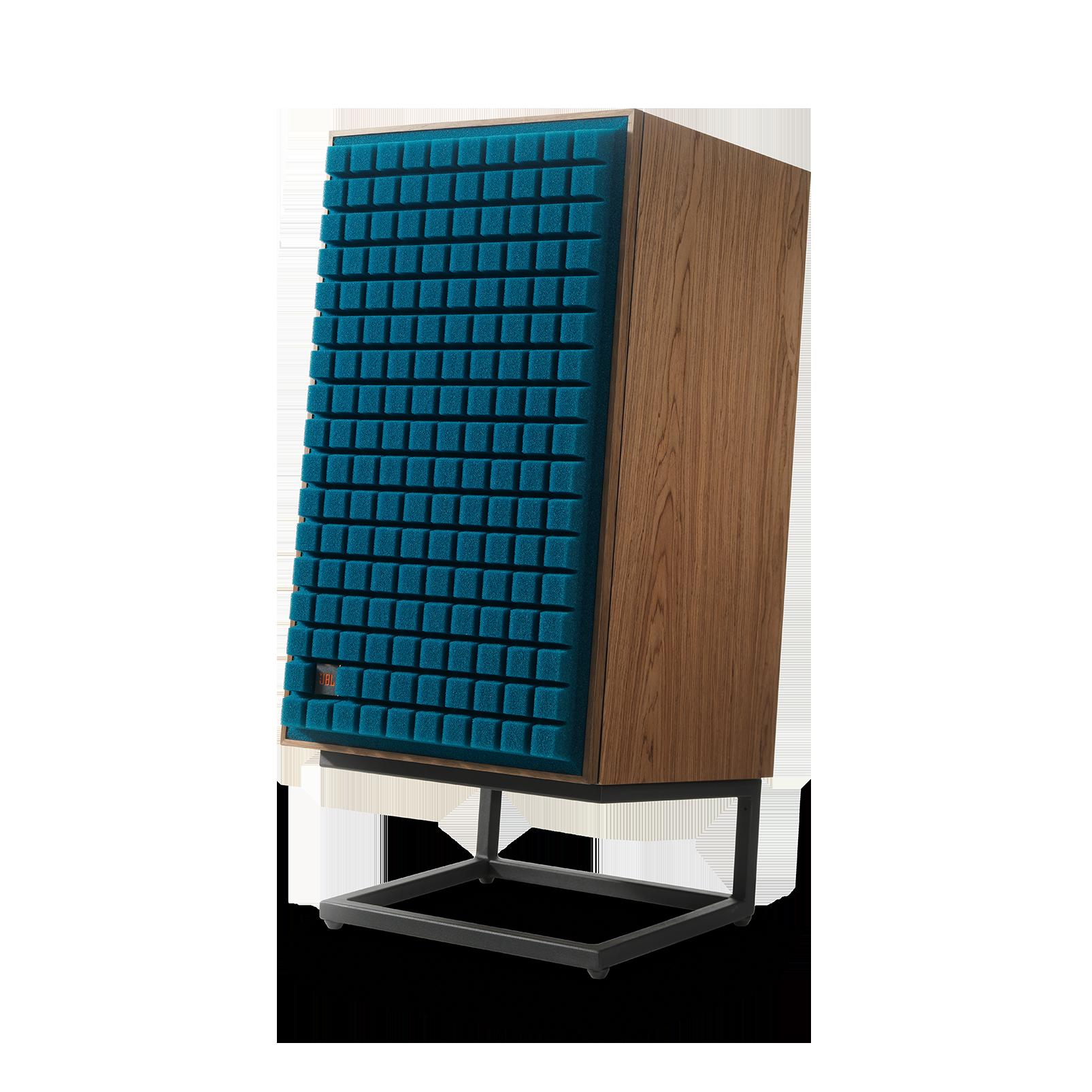 "L100 Classic - Blue - 12"" 3-way Bookshelf Loudspeaker - Detailshot 2"