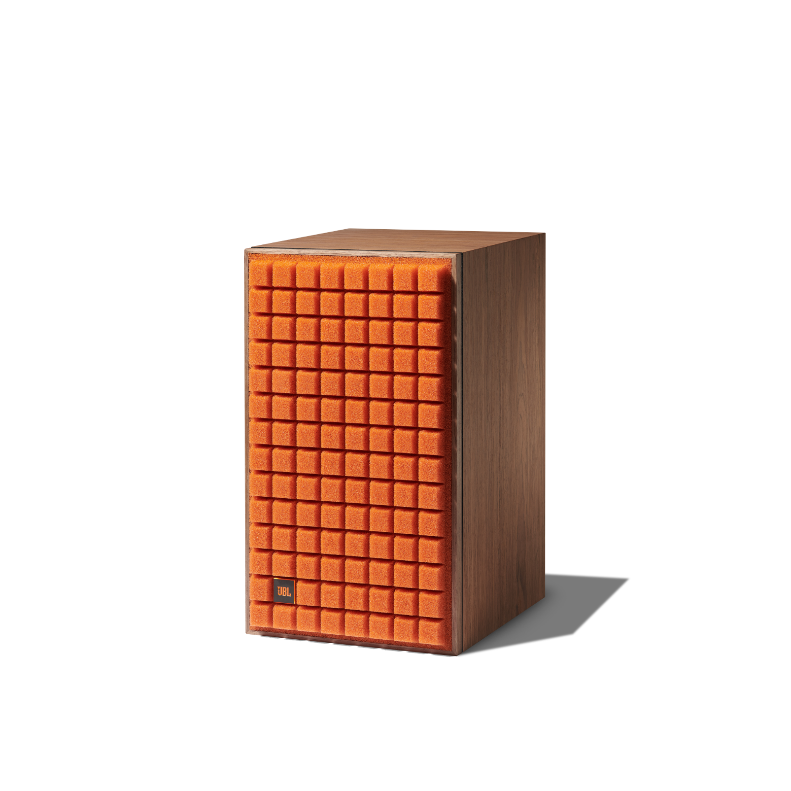 "L82 Classic - Orange - 8"" (200mm) 2-way Bookshelf Loudspeaker - Front"